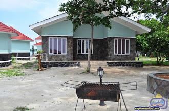 paket wisata pulau kelapa resort