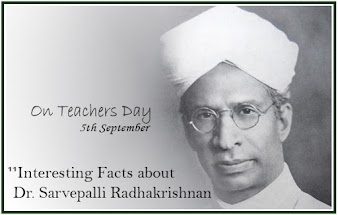 11 Interesting Facts about Dr. Sarvepalli Radhakrishnan on Teachers Day 5th September