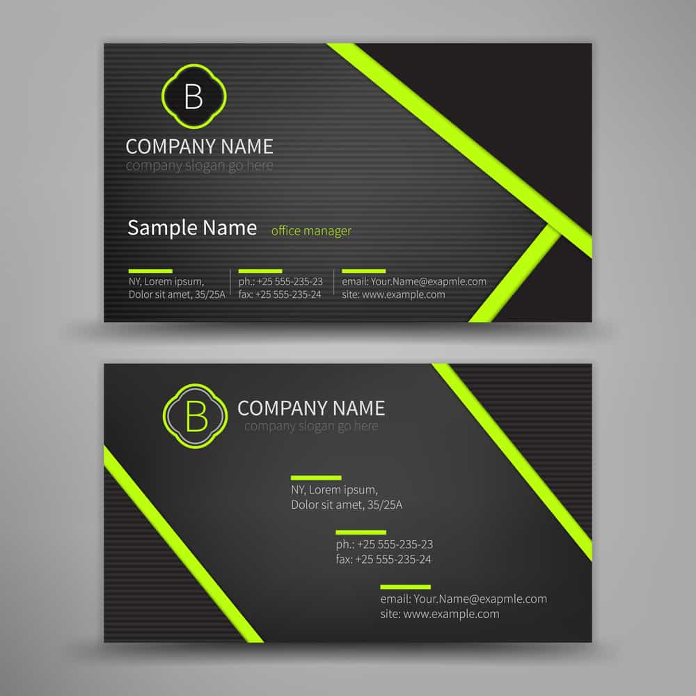 7 Planning And Design Processes For Printing Business Cards