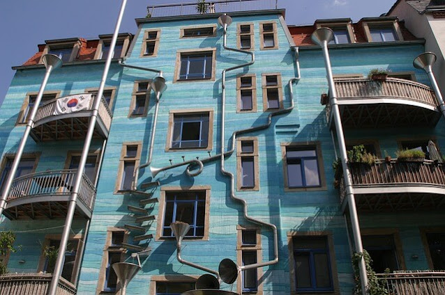 8 Best Places in Dresden Germany - Kunsthofpassage
