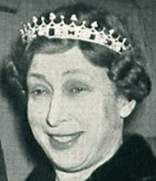 Sapphire Coronet Tiara Queen Victoria United Kingdom Princess Mary Harewood