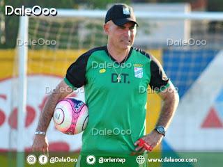 Juan Manuel Llop Técnico de Oriente Petrolero espera por los seleccionados - DaleOoo