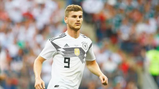 Chelsea Striker: Timo Werner undergoing coronavirus tests after flu-like symptoms