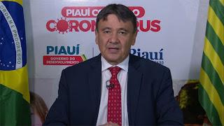 Governador anuncia prorrogação do decreto de isolamento social por mais 17 dias