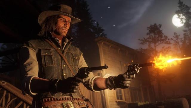 عدد رهيب من الأسلحة ستتضمن لعبة Red Dead Redemption 2 و هذه بعض التفاصيل المهمة ..