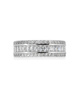 Nhẫn kim cương nam hiện đại