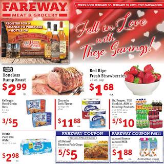 Fareway weekly ad Feb 13 - Feb 18, 2019