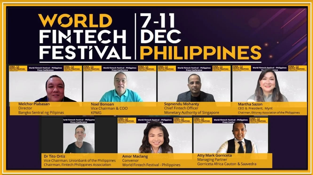 PH to Highlight Financial Technology Growth in Upcoming 1st World Fintech Festival
