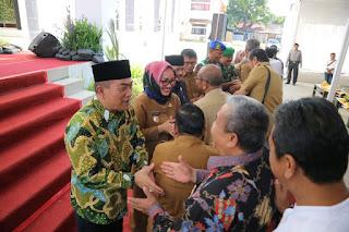 Halal Bi Halal Pemkot Cirebon, Semangat Baru Wujudkan Visi Misi