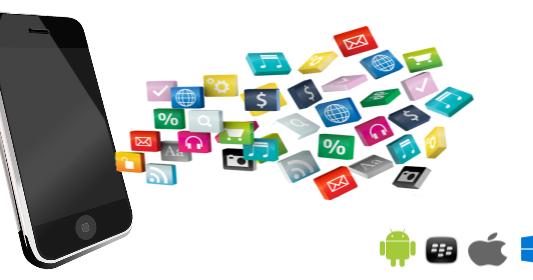 Mobile App Marketing - Magazine cover