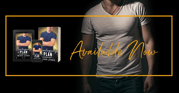 Contingency Plan by Marie James Now Available