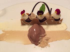 Jesmond dene house early evening menu dessert