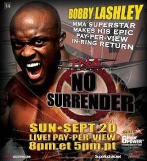TNA No Surrender 2009 PPV Review