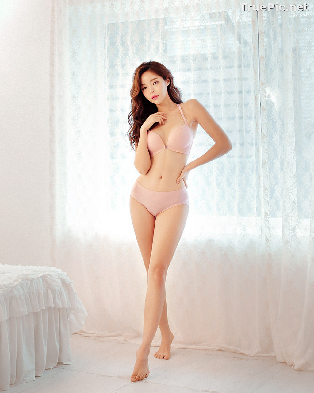 Image Korean Fashion Model – Jin Hee – Sexy Lingerie Collection #3 - TruePic.net - Picture-4