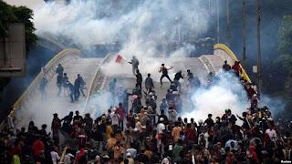 Komnas HAM Desak Polisi Selidiki Tewasnya 2 Mahasiswa dan 1 Pelajar Dalam Demonstrasi