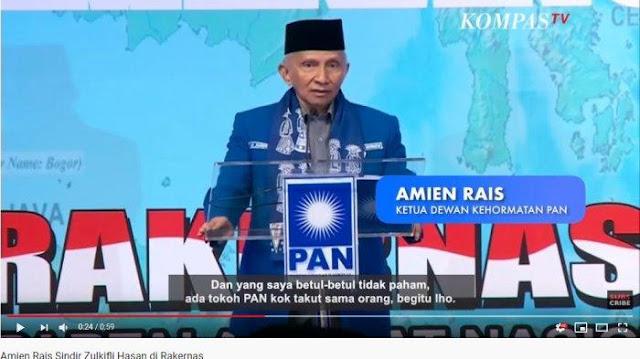 Amien Rais: Bangsa yang Memusuhi Agama Biasanya Hancur!