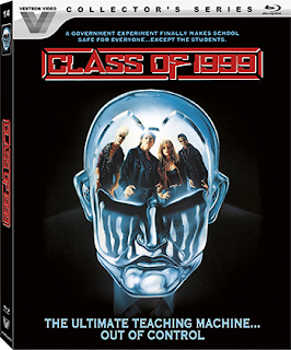 Lionsgate Vestron Collector's Series Class of 1999 Blu-ray