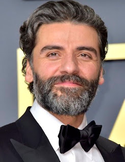 Picture of Guatemalan-American actor, Oscar Isaac