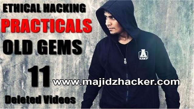 Technical Sagar - Deleted Hacking Practicals Free Download