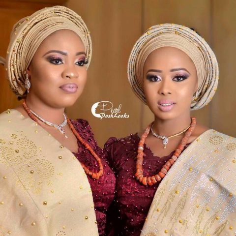 Drama In Alaafin Of Oyo's Palace As Queen Ola Attacks Queen Memunat On Her Birthday