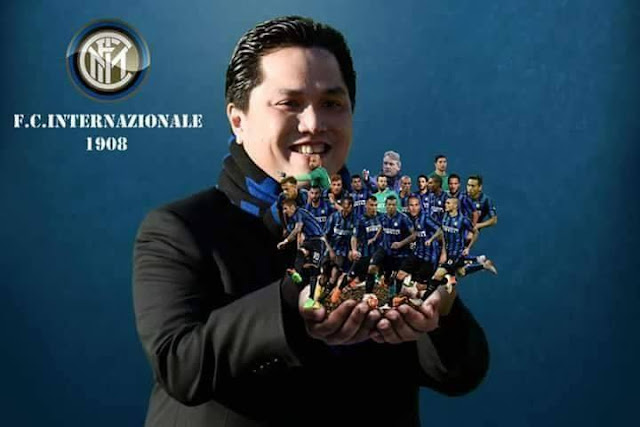 Ketua Timses JOKOWI MA'RUF AMIN Enterpreneur Muslim Terbaik Sekaligus Terkaya di Indonesia Itu Bernama ERICK TOHIR