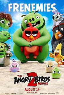 The Angry Birds Movie 2 (2019) Full Movie DVDrip Download mp4moviez