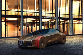 BMW iNext 100
