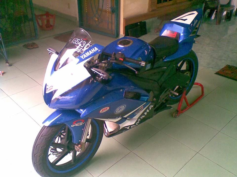 Modifikasi Motor Yamaha R15 V3 | Modifikasi Motor Terbaru 2021