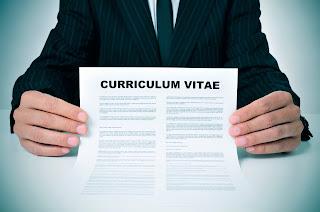 como montar um bom curriculum vitae