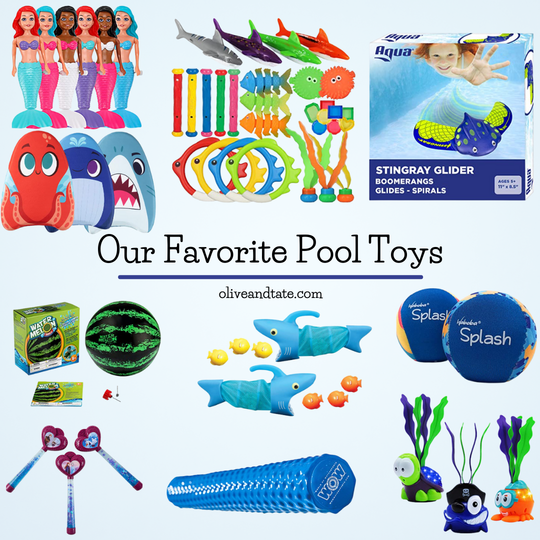 The Best Pool Toys on Amazon