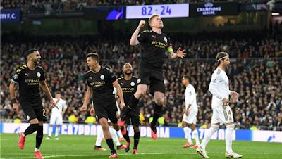 مان سيتي ضد ريال مدريد.. موقعة حاسمة في إياب دور الـ 16 لـ دوري الأبطال