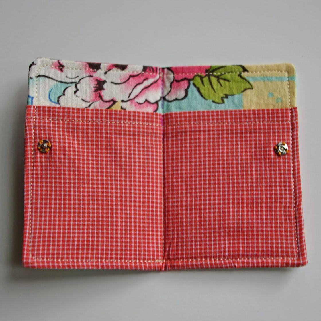 Card Holder Wallet Tutorial