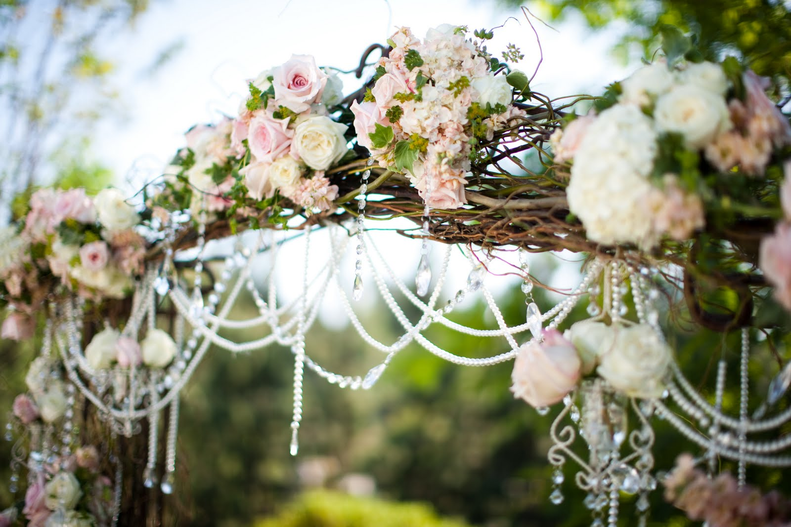 Wedding Ceremony Ideas Flower Covered Wedding Arch: Easy Building Shed And Garage: Arbor In Wedding