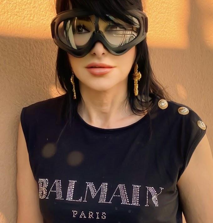 Moda e Coronavirus: per la Fase 2 guanti, occhiali e copri mascherine 'fashion'
