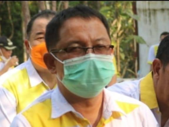 Ketua DPC ISKA Kabupaten Sekadau, Drs. Paulus Subarno, M.Si