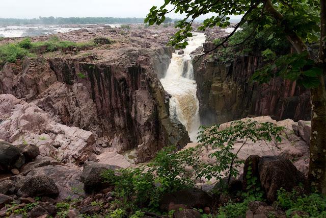 Ranhe Falls Khajuraho Madhya Pradesh India