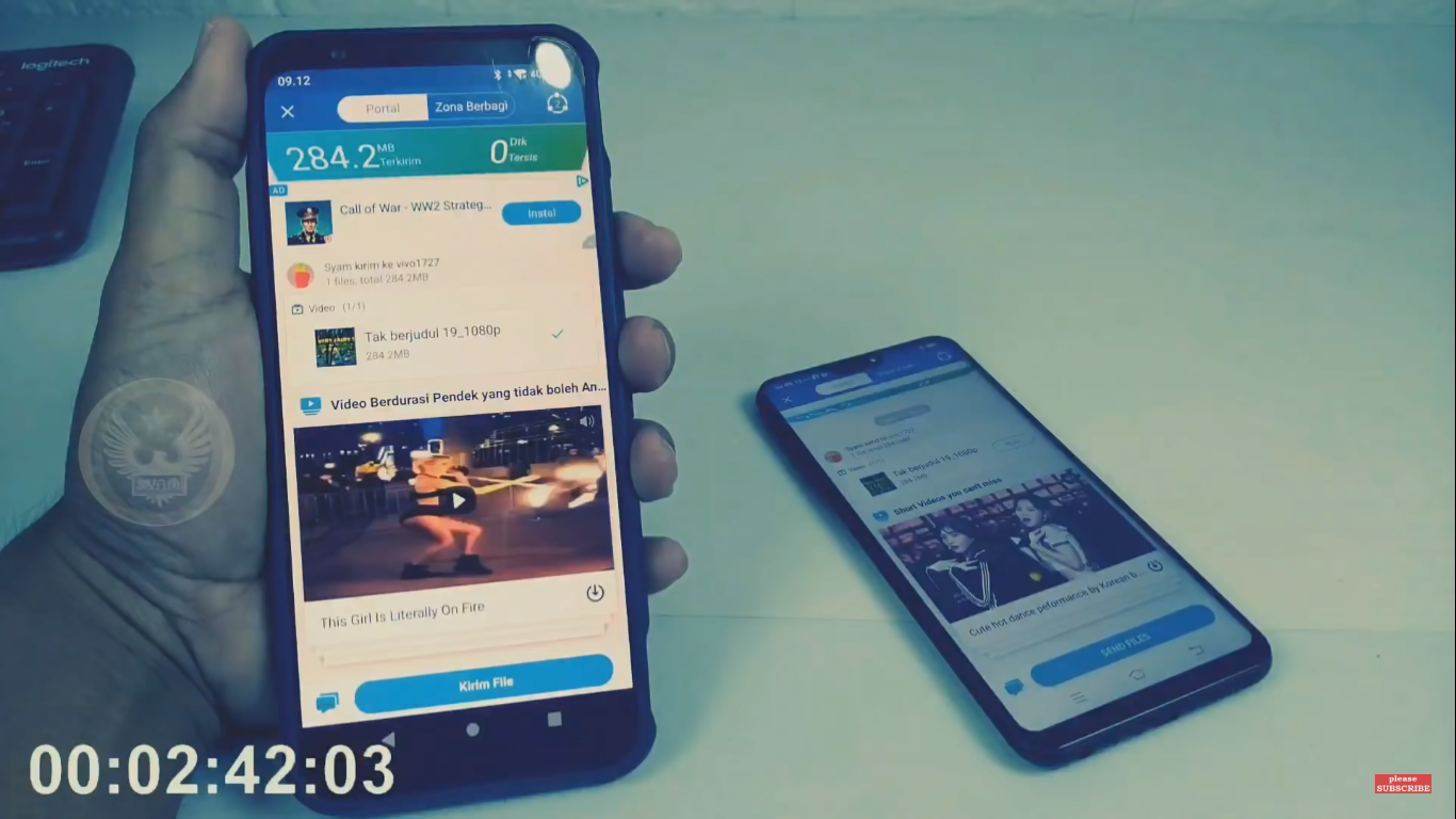 Aplikasi Transfer File Paling Cepat Android