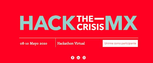 Ganadores - Hack The Crisis, el hackaton que buscó solucionar la crisis en México.