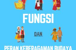Fungsi dan Peran Keragaman Budaya Di Indonesia