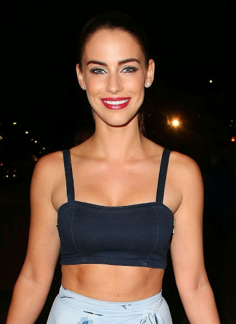 Jessica Lowndes – Night Out in Cannes