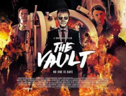 Sinopsis Film The Vault, Film The Vault,