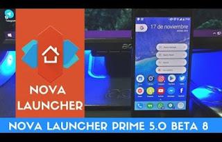 Nova Launcher Apk