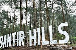 Tiket Masuk dan Lokasi Bantir Hills