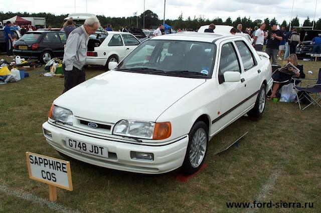 Форд сиерра сапфир (ford sapphire-2w)