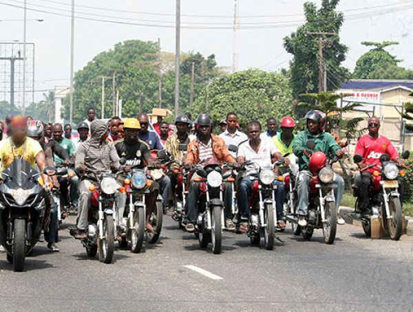 3 Killed and many injured as protesters battle with police over okada ban in Lagos State