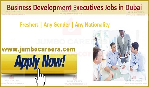 Current Dubai jobs and careers,