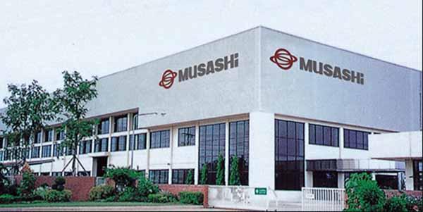 Email PT Musashi