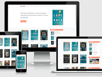 uBook - Online Book Store Blogger Template