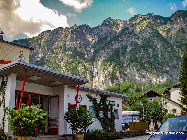 Estação do Bondinho do Untersberg, Salzburgo