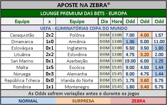 LOTECA 717 - GRADE BETS EUROPA 02